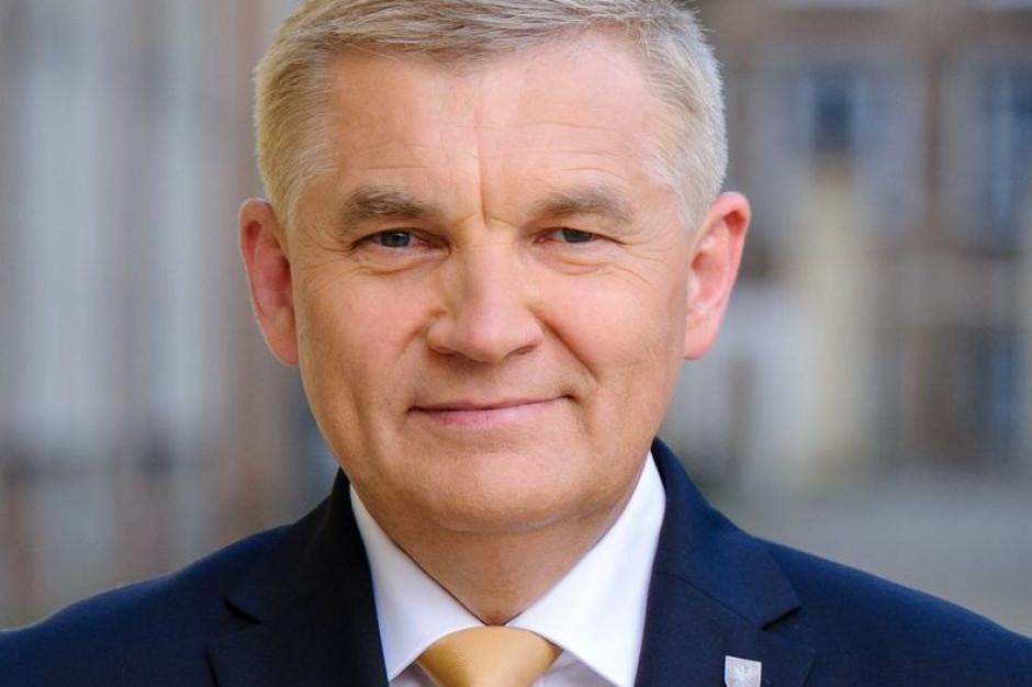 Tadeusz Truskolaski koordynatorem Komisji Polityki Gospodarczej w Komitecie Regionów