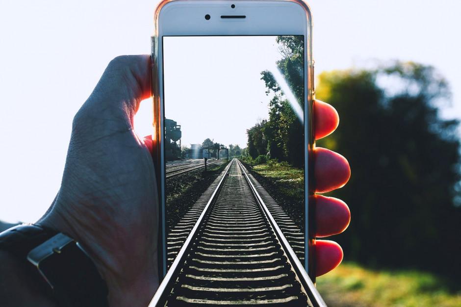 Informacja o opóźnieniu pociągu przyjdzie na telefon
