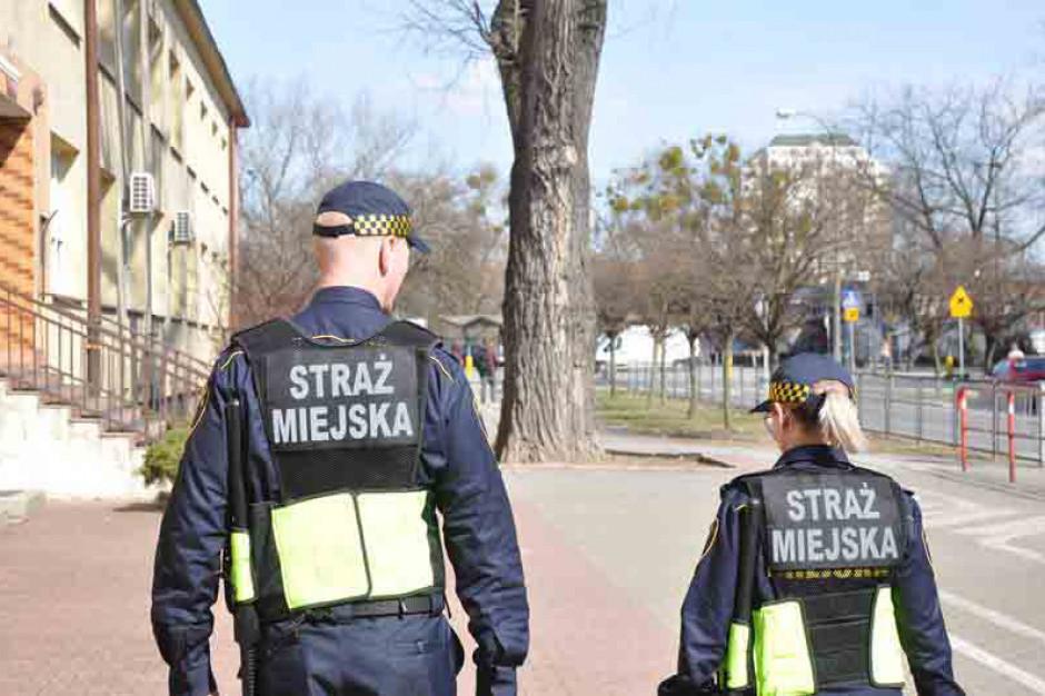 Warszawa: Straż miejska wystawiła mandaty na pond 31 mln