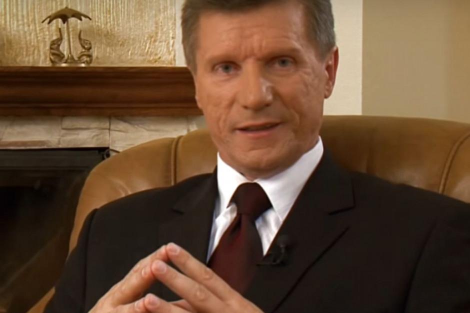 Olsztyn: Małkowski po uniewinniającym wyroku oskarża urzędniczkę