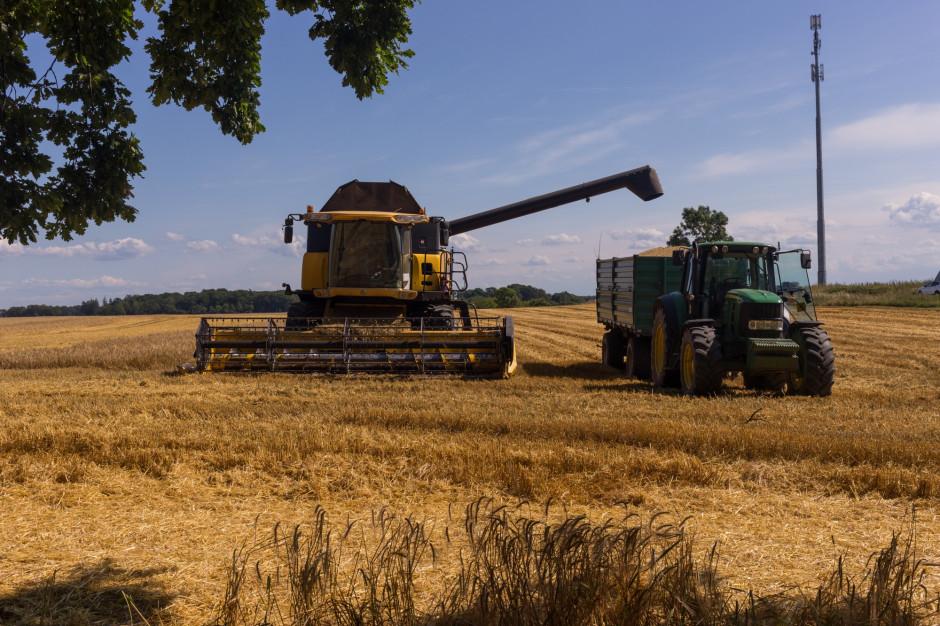 W ostatnich 20 latach ubyło 2 mln ha gruntów rolnych
