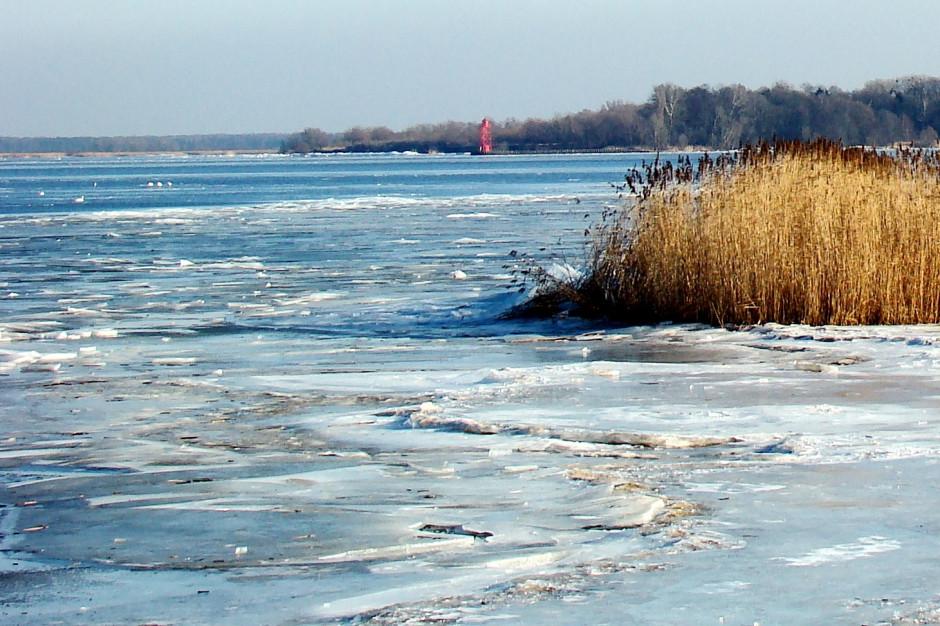 Zagrożenie hydrologiczne. Poziom wody w Zalewie Szczecińskim podwyższony