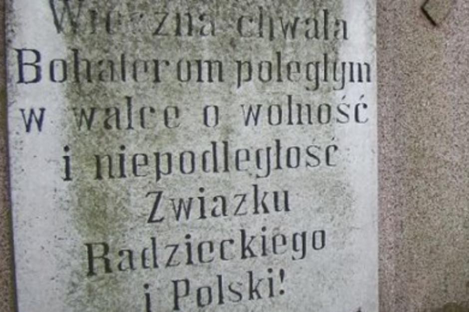 Leszno: Rozebrano pomnik wdzięczności Armii Czerwonej