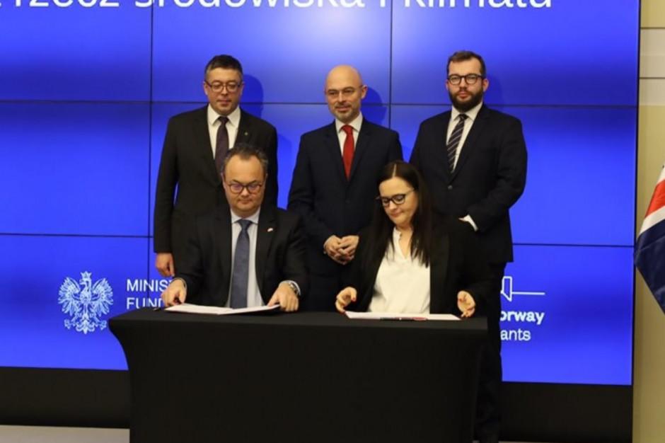 Ponad 164 mln euro na powietrze, klimat i efektywność energetyczną