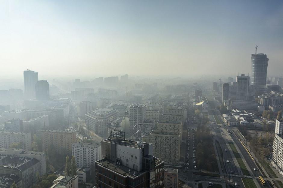 Kwarantanna oczyściła powietrze, jednak nie nad Polską