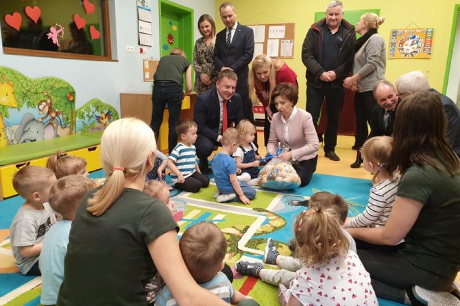 Maluch plus: 2,6 tys. nowych miejsc opieki dla dzieci w woj. dolnośląskim