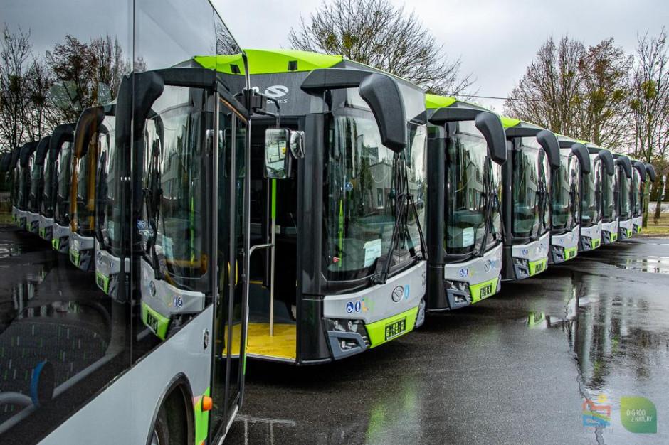 Nowe autobusy wkrótce na ulicach Olsztyna