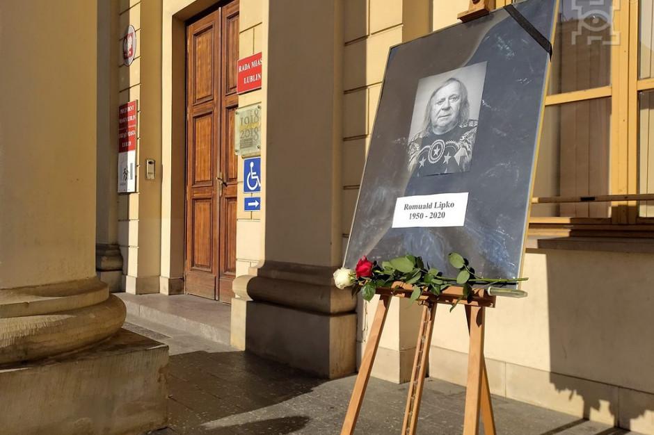 W Lublinie pogrzeb Romualda Lipko. Miasto podstawi bezpłatne autobusy
