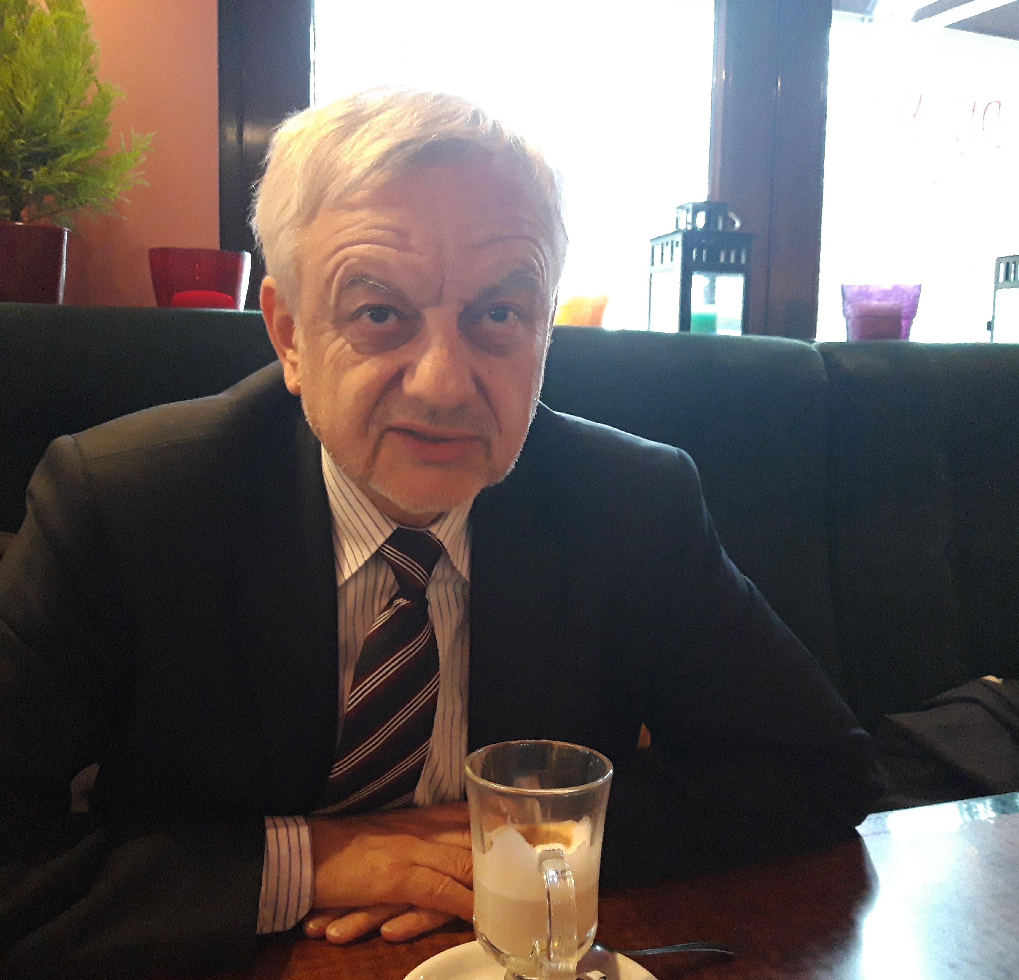 prof. Mirosław Stec, fot. BB