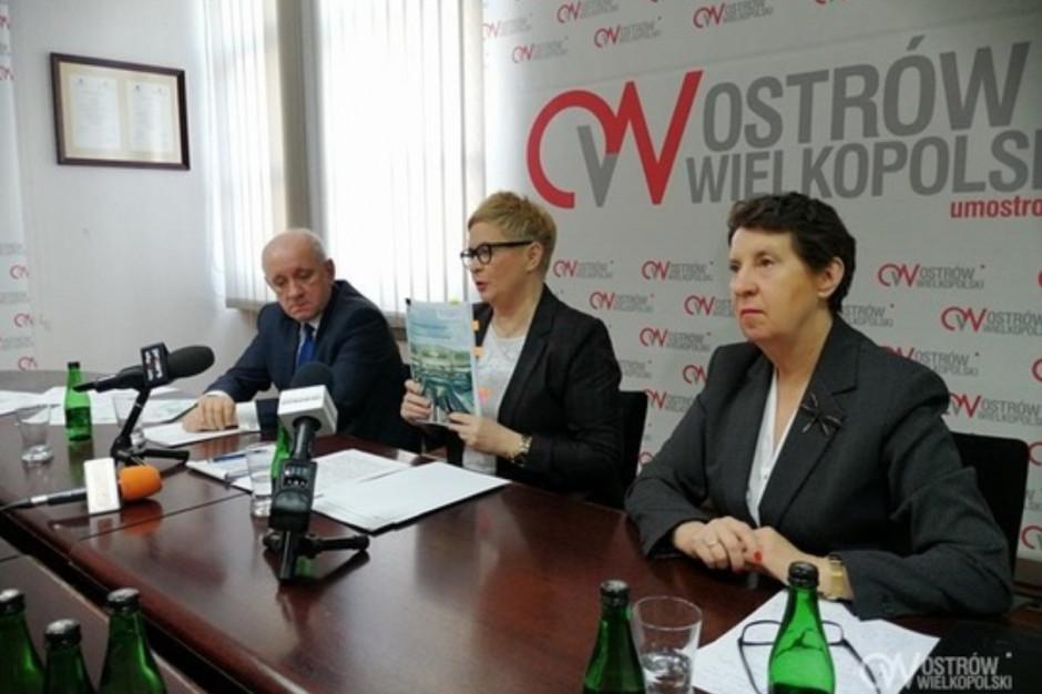 Samorządowcy i parlamentarzyści w obronie ostrowskiego węzła kolejowego