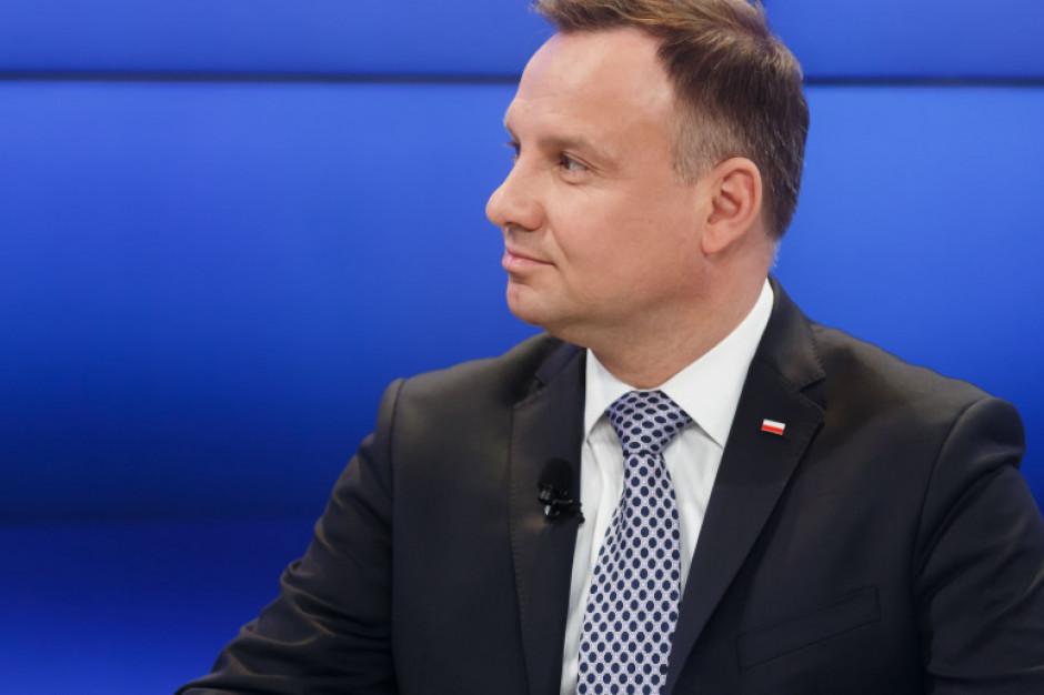 Prezydent Andrzej Duda honorowym obywatelem Zakliczyna