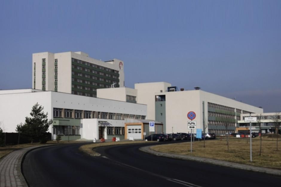 Wojewódzki Szpital w Rybniku strajkuje