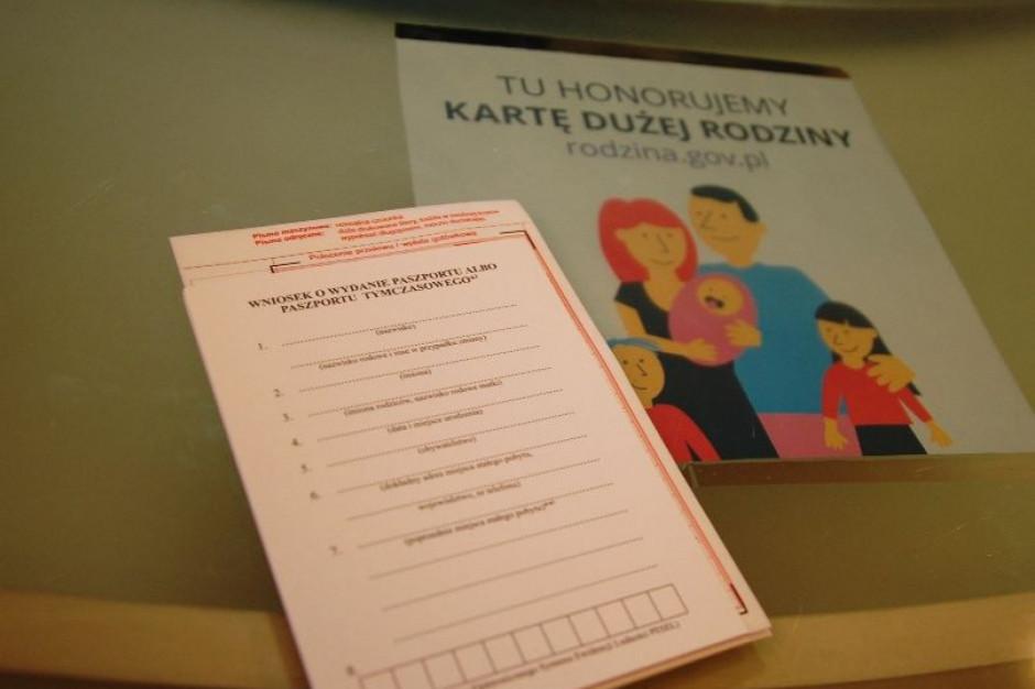 Od 1 marca 2020 r. nowe stawki opłat dla gmin za obsługę Kartę Dużej Rodziny