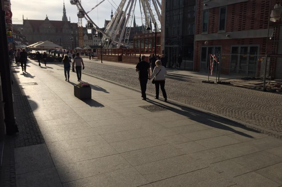 Długi Targ w Gdańsku zostanie wyremontowany