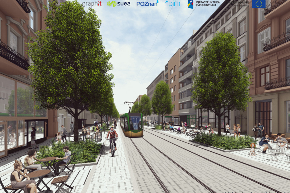 Poznań: Ruszają konsultacje w sprawie budowy trasy tramwajowej