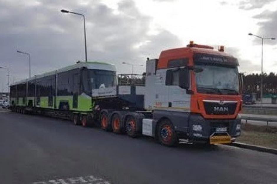 Pierwszy turecki tramwaj już w Olsztynie. Miasto czeka na resztę dostawy