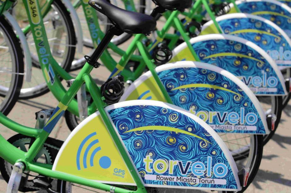 Toruński rower miejski rozpoczyna sezon. Nie wszystkim miastom uda się wystartować w terminie