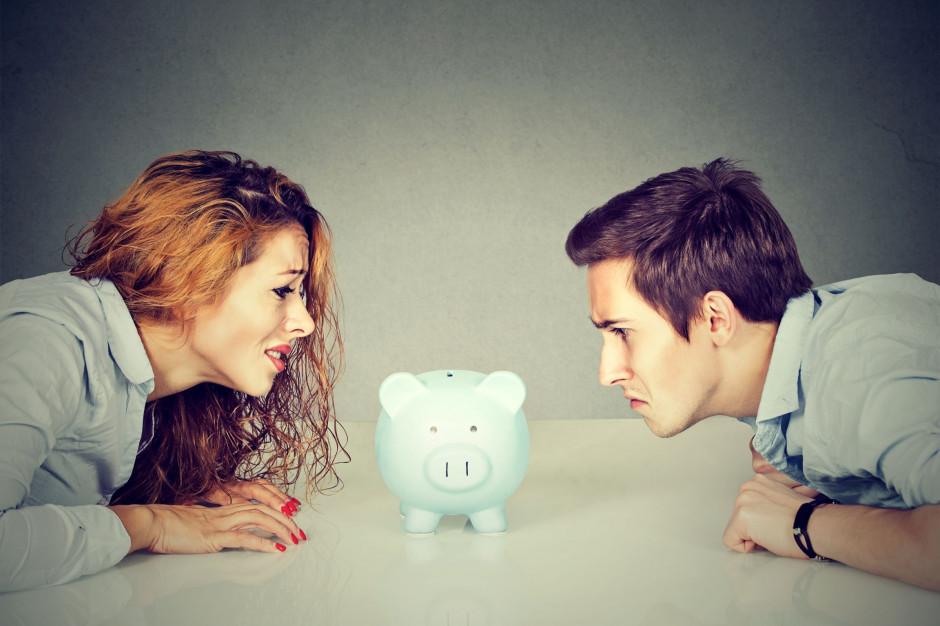 Pieniądze głównym powodem konfliktów w gospodarstwach domowych