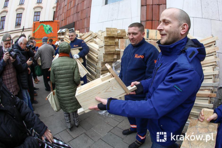 Kraków: Tysiąc budek lęgowych dla ptaków na Walentynki