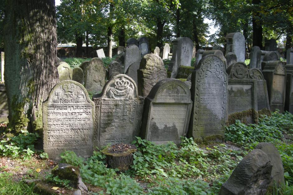 Tarnów: Zabytkowy cmentarz żydowski zostanie oznaczony i opisany