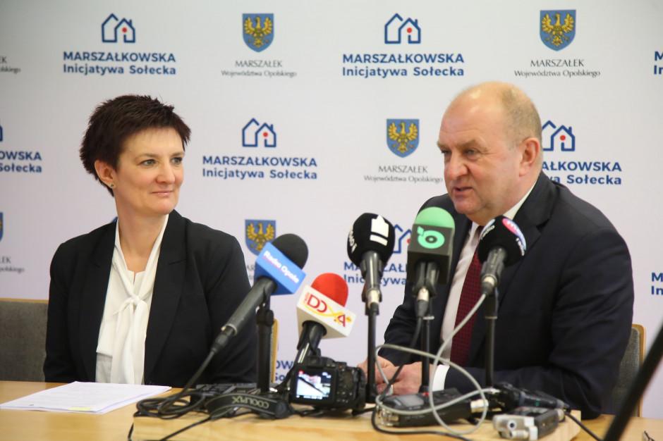 Opolskie: ponad 1,7 mln zł na realizację pierwszej edycji Marszałkowskiej Inicjatywy Sołeckiej