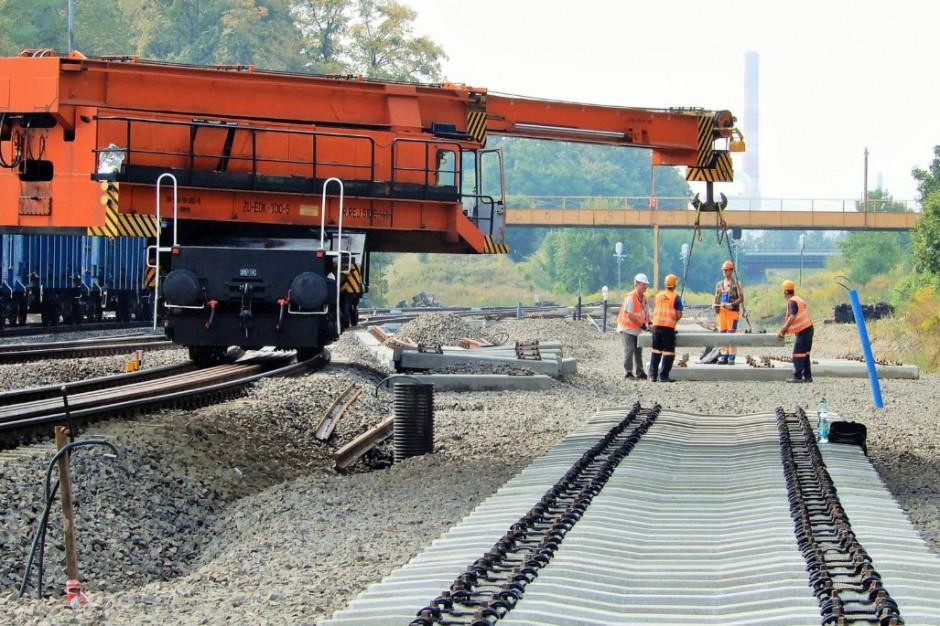 Rail Baltica: Wybrano wykonawcę budowy odcinka Czyżew-Białystok