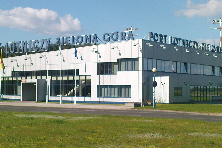 Lotnisko Zielona Góra-Babimost z rekordowym wynikiem