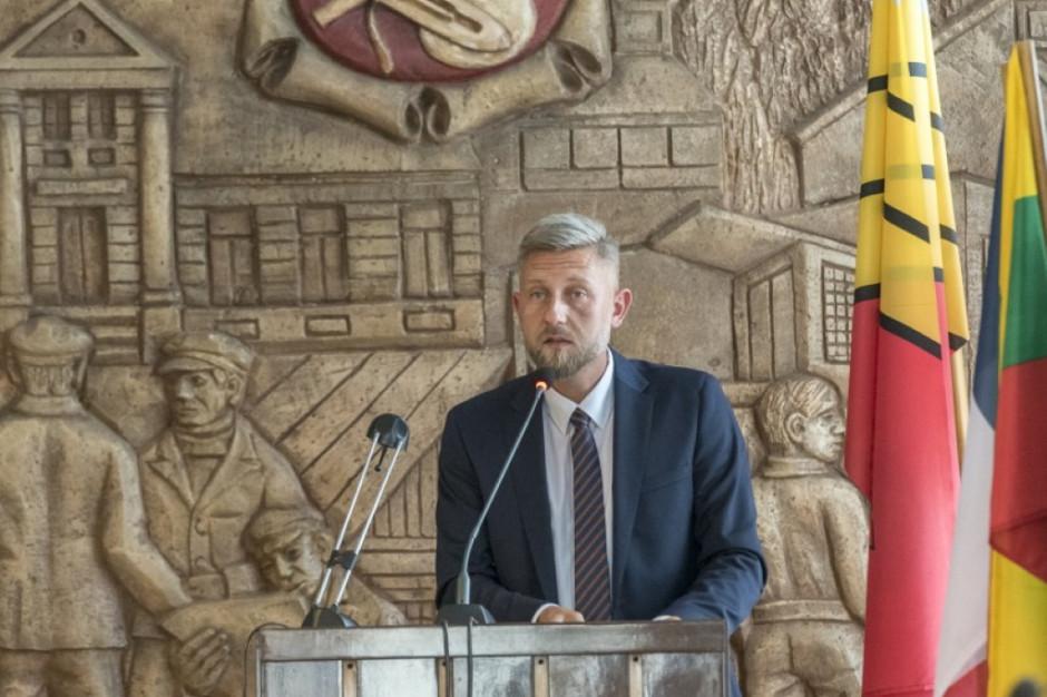Prezydent Zgierza: problem odpadów dotyczy nie tylko odpadów komunalnych