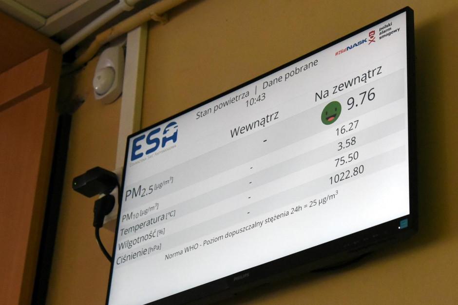 W Poznaniu i gminach ościennych z powietrzem nie jest tak źle? Podsumowano pomiary w 2019 r.