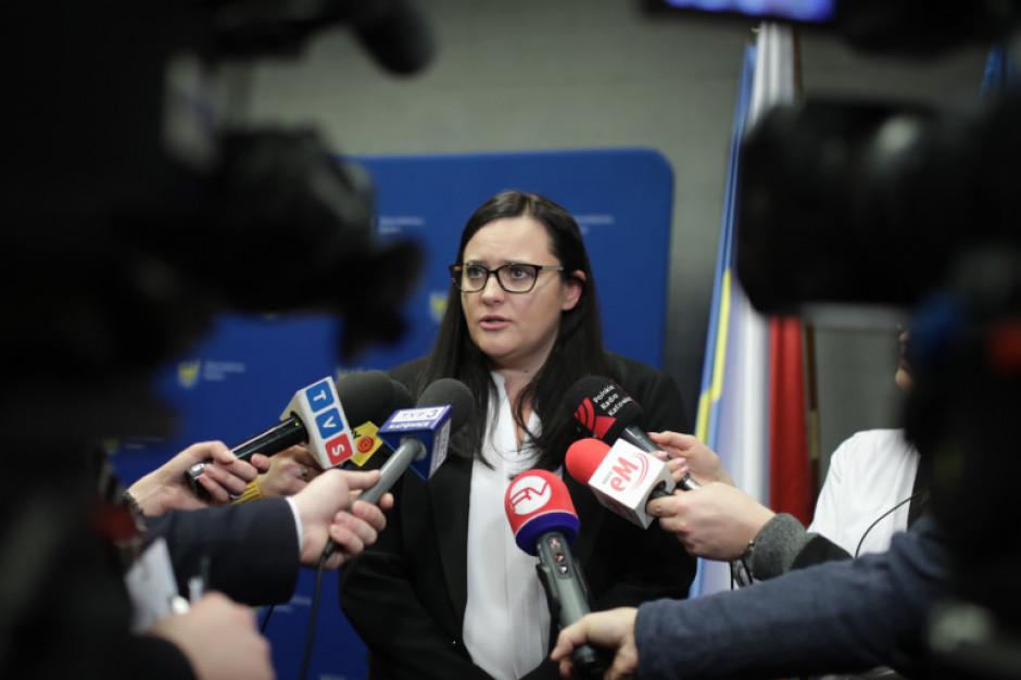 Małgorzata Jarosińska-Jedynak: Na polskie firmy i samorządy czeka ok. 60 mld złotych