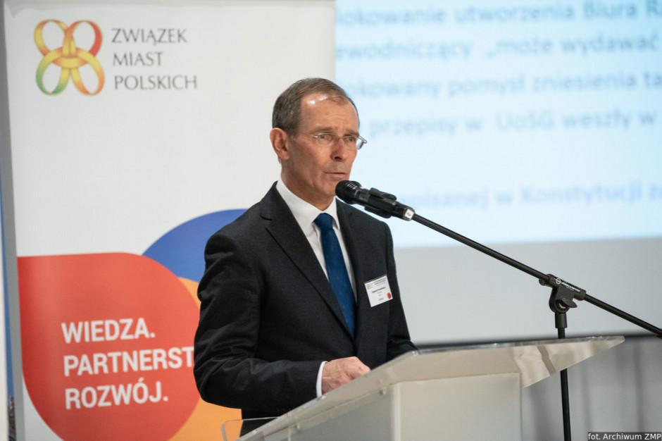 Związek Miast Polskich zgłosił projekt tarczy samorządowej