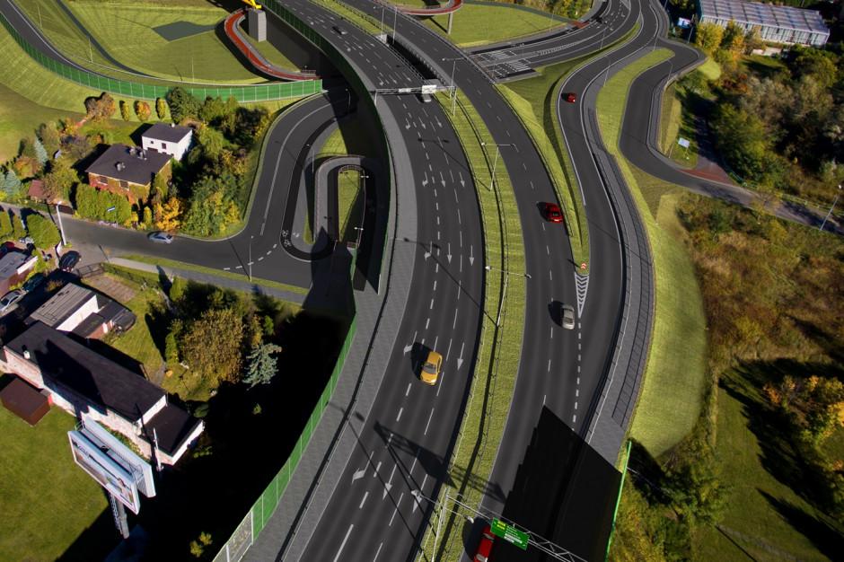 Ruda Śląska chce podzielić budowę ostatniego odcinek trasy N-S