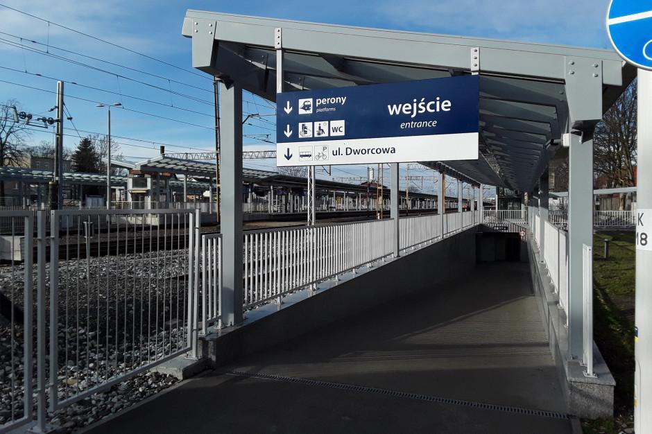 Modernizacja stacji kolejowej Zielona Góra na finiszu