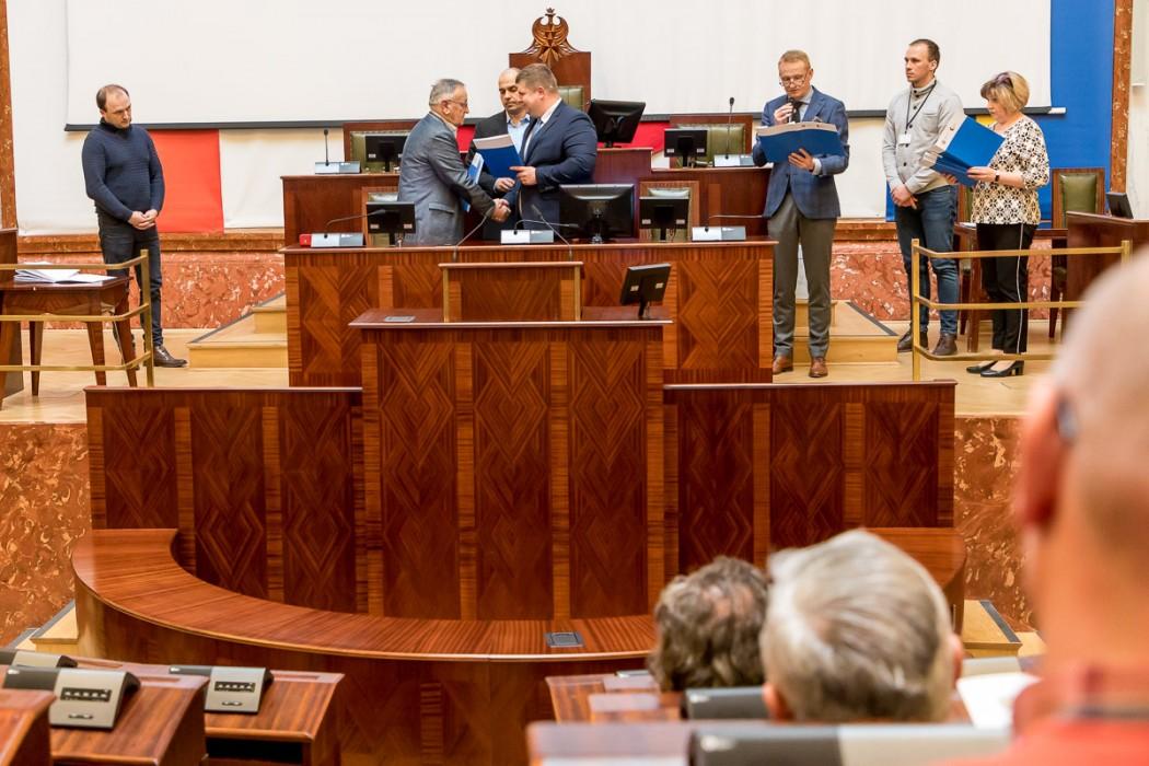 Ponad 5 mln zł na wsparcie bezpieczeństwa w górach i nad wodą oraz sportu (fot. slaskie.pl/Tomasz Żak)
