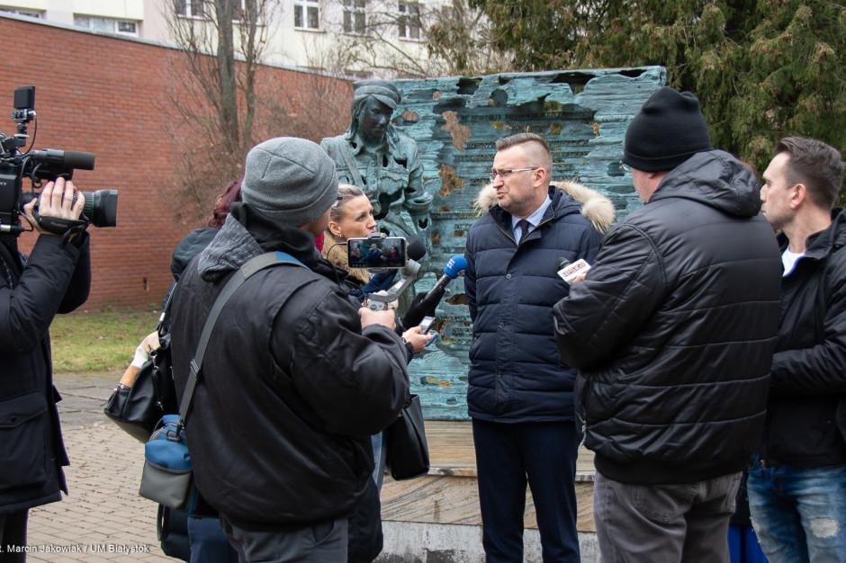 Białystok upamiętni Żołnierzy Wyklętych