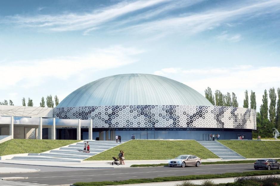 Hala Urania w Olsztynie zostanie przebudowana. Pomogą 132 mln zł z UE