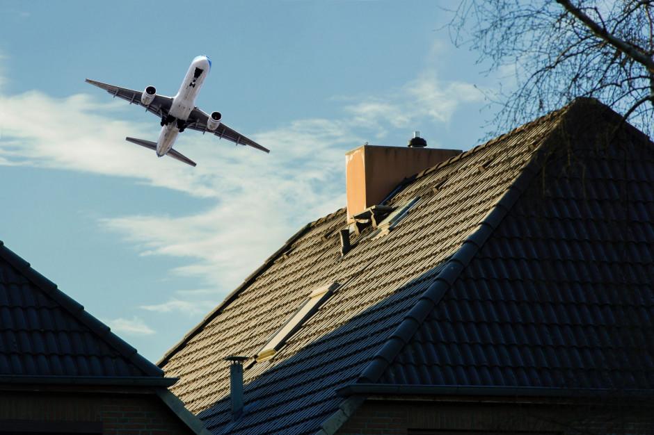 Kraków Airport dopłaci do wymiany okien w domach narażonych na hałas