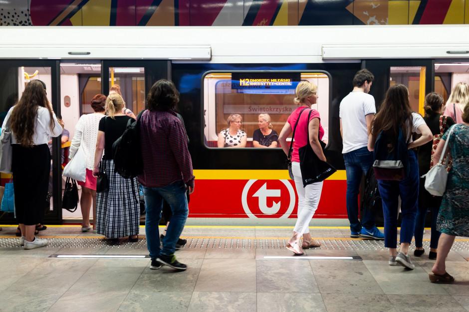 18 mln osób więcej niż w 2018 roku skorzystało z Warszawskiego Transportu Publicznego