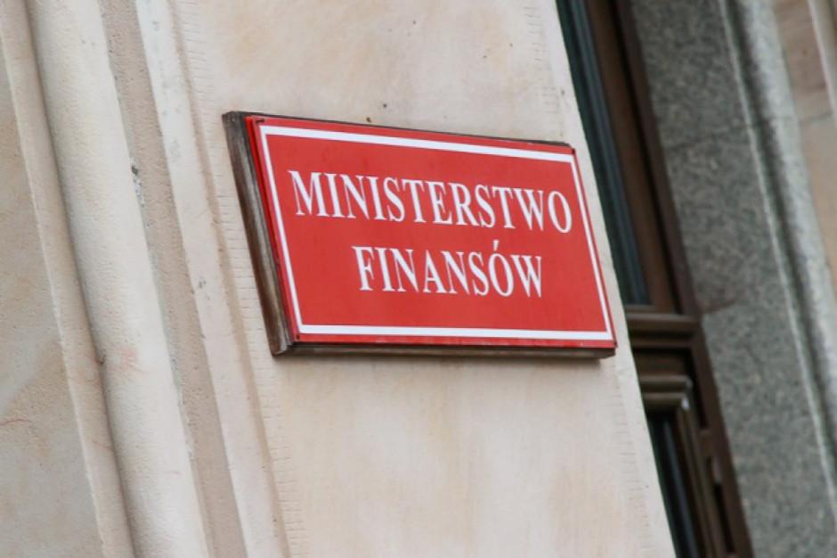 Ministerstwo Finansów: samorządy mają z czego pokryć wydatki na podwyżki