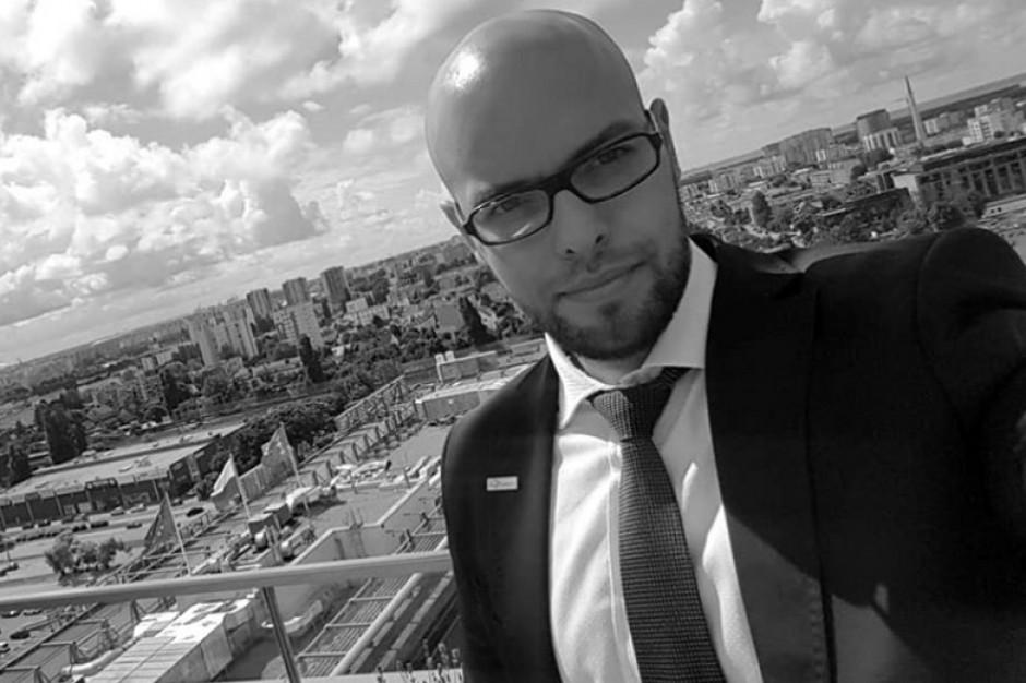 Gdańsk: Od poniedziałku księga kondolencyjna poświęcona pamięci Dawida Krupeja