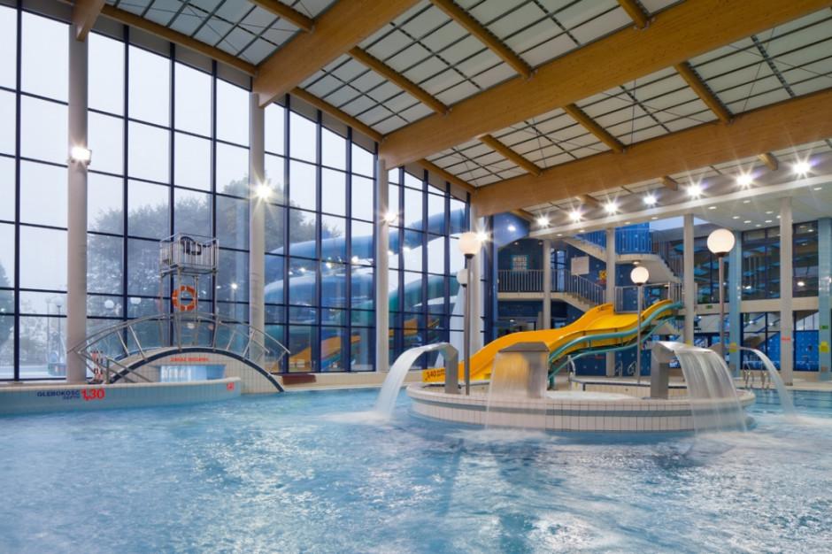 Aquapark w Tychach wyprodukował 6,5 tys. megawatogodzin energii w rok