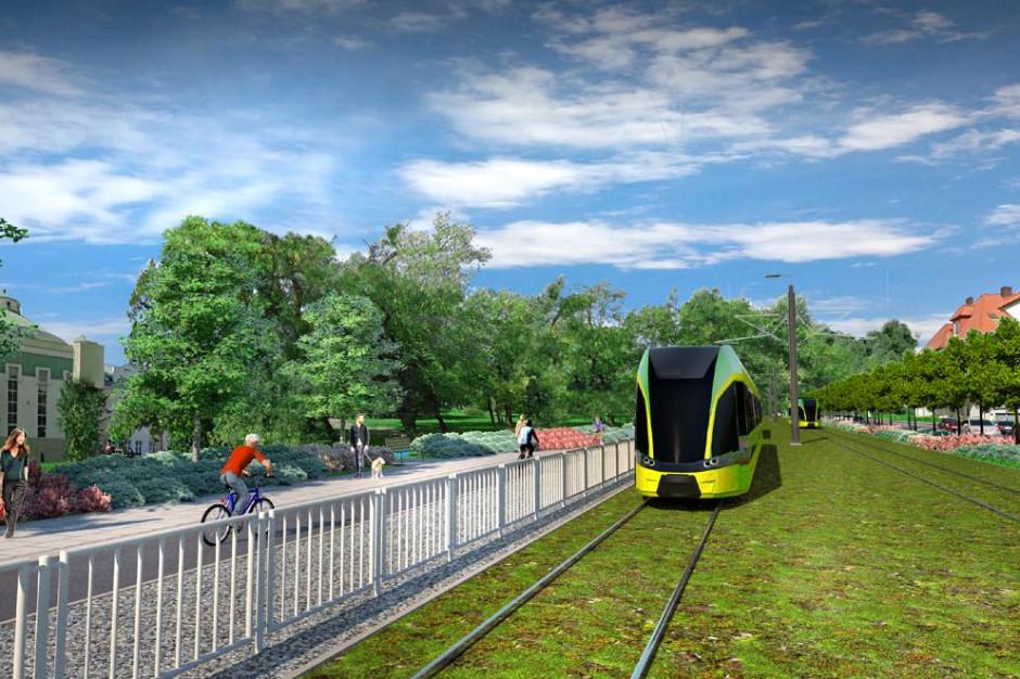 Poznań: Zgoda radnych na budowę trzeciego etapu trasy tramwajowej do Naramowic