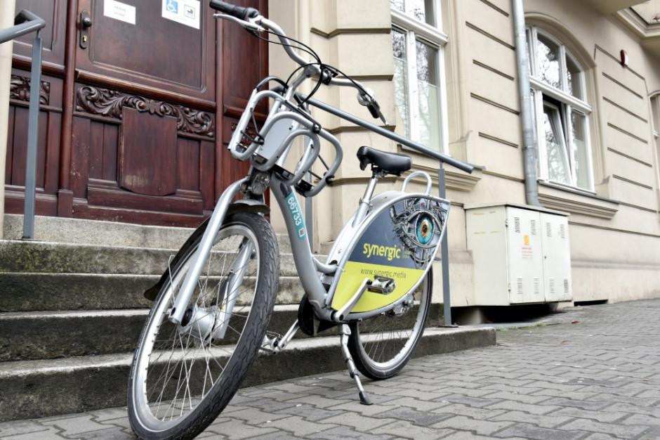 Rusza sezon poznańskiego roweru miejskiego