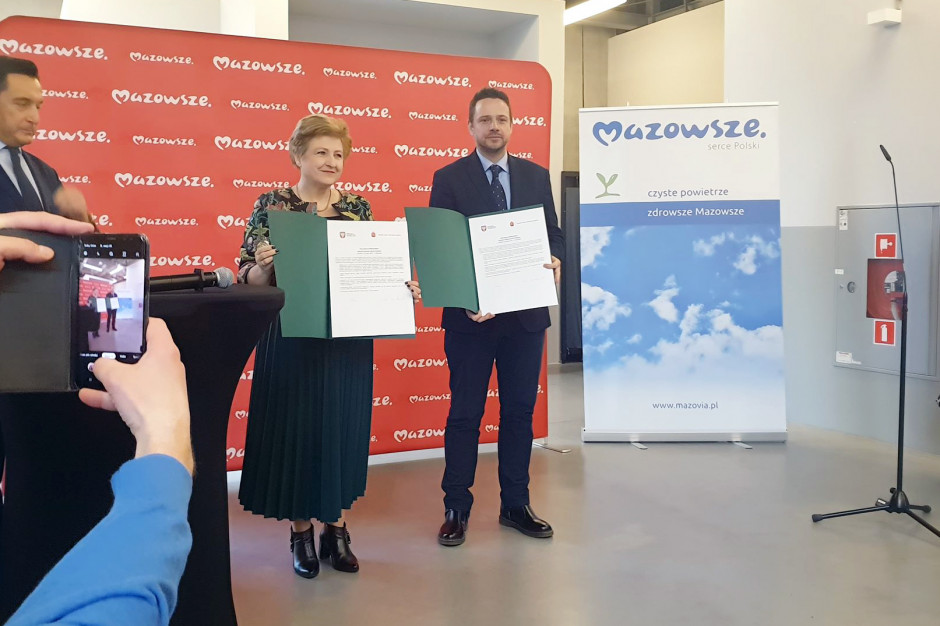 Warszawa będzie odchodzić od palenia węglem