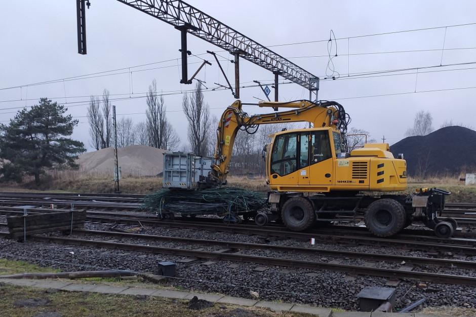 Stacje kolejowe Łódź Żabieniec i Zgierz zostaną zmodernizowane