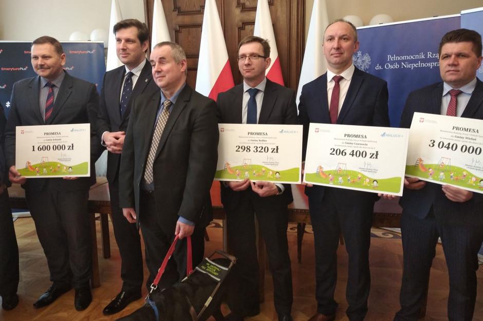 Maluch Plus: Ponad 15 mln zł na żłobki w woj. łódzkim