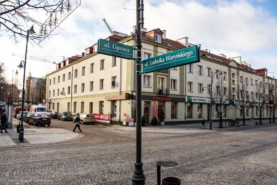 Wisława Szymborska patronką ulicy w Białymstoku