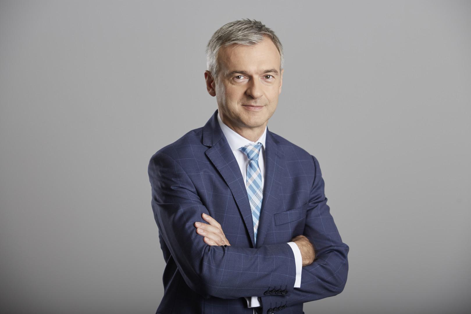 Bartłomiej Pawlak, wiceprezes PFR