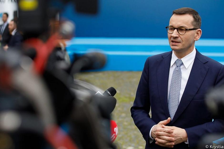 Premier uruchomił 100 mln zł dla szpitali na przygotowania związane z koronawirusem