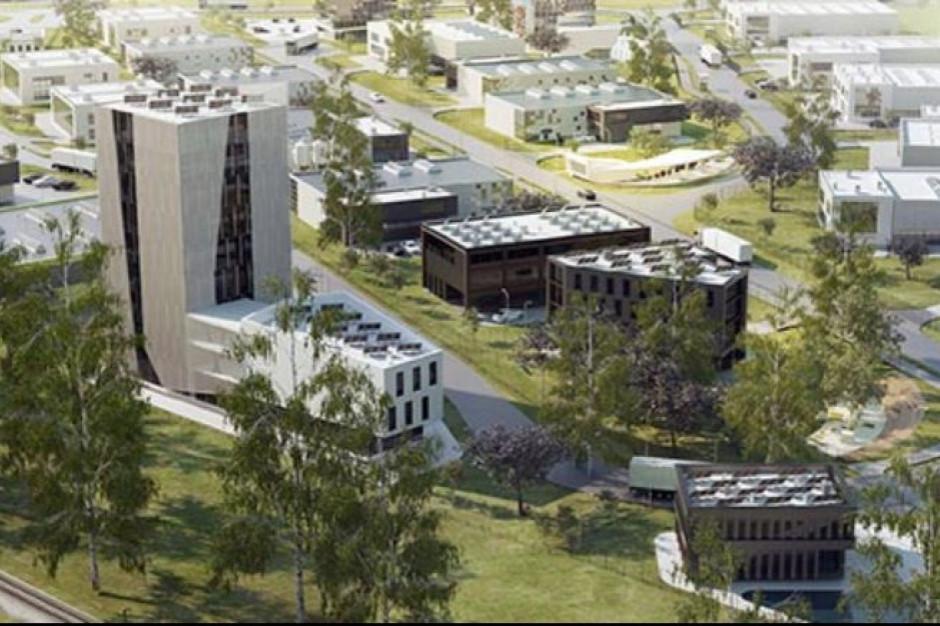 Kielce: w marcu przetarg na budowę w KPT inkubatora logistycznego
